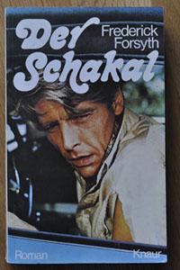 Der Schakal_Cover