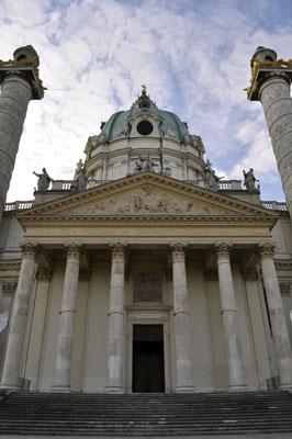 Karlskirche imperial