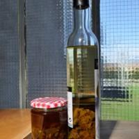 Arnikaschnaps Johanniskrautöl