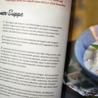 Seelenfutter Kokos-Hühner-Suppe
