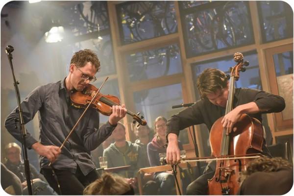 Bittmann und Bartolomey, Foto: © Christoph Huber