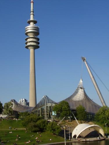 Olympiastadion und -park Muenchen ©susannegurschler