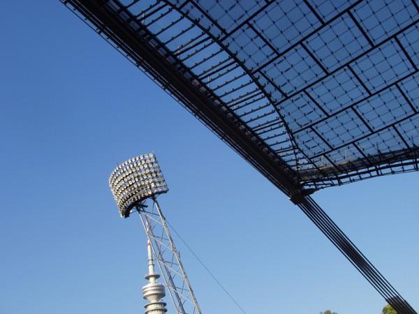 Detail Olympiastadion München ©susannegurschler