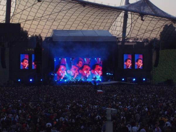 Olympiastadion Muenchen ©susannegurschler