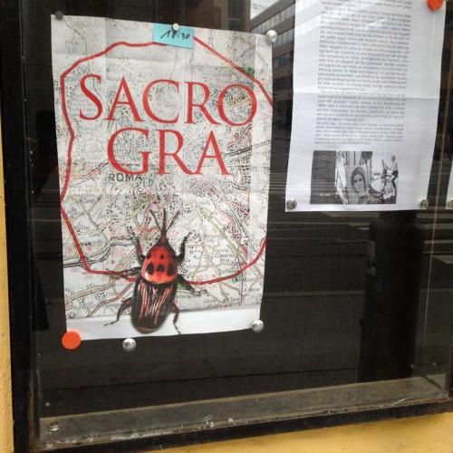 Sacro GRA_Filmplakat_Foto ©susannegurschler