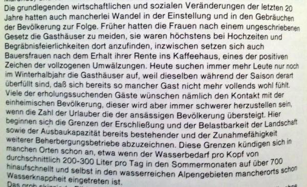 Gefunden am 26.10.2015 (Foto: Susanne Gurschler) In: 1200 Jahre Naturns. Festschrift zur Jubiläumsfeier,1979.