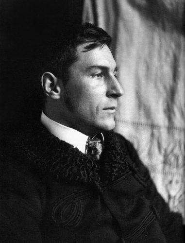 Franz Marc (1880-1916). Foto: © Franz Marc Museum, Kochel am See