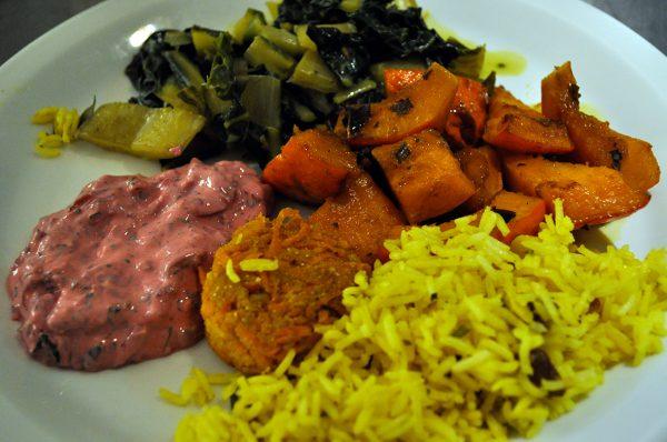 Farbenpracht und Geschmacksvielfalt auf dem Teller