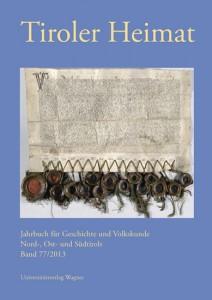 Tiroler Heimat 1809